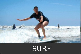Best Surf Lessons in Costa Rica