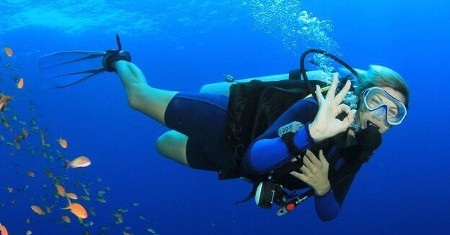 Manuel Antonio Scuba Diving
