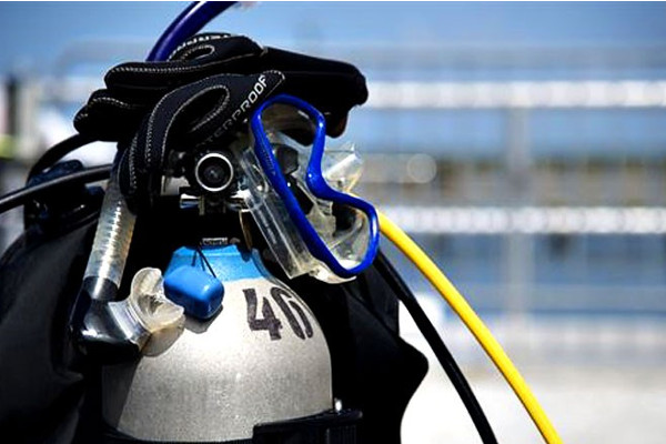 Where to get your first scuba gear ?