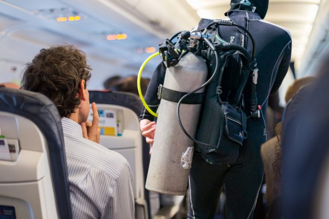 Flying After Diving: How Long Should You Wait before flying?