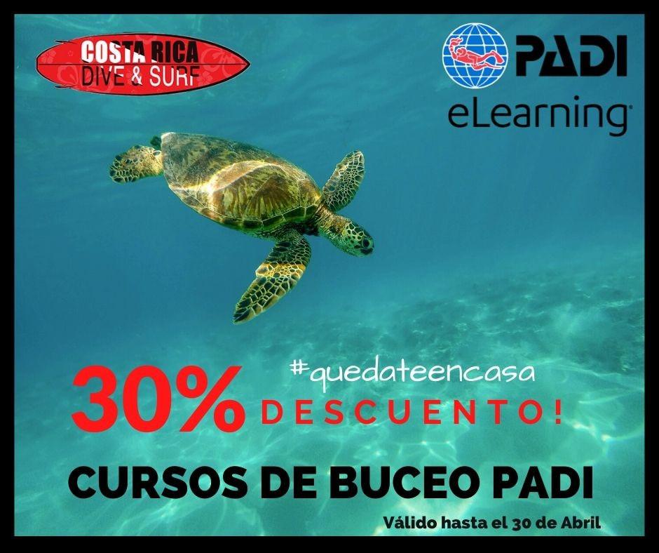 scuba diving online courses available