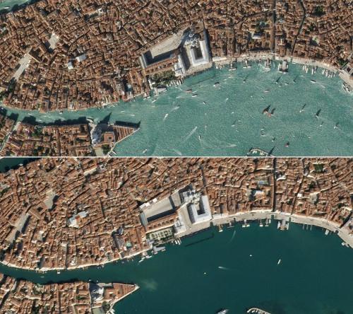 Ocean Ecosystem takes a break in Italy