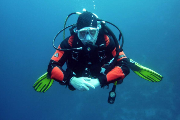 Improve your health - Risk of practicing scuba diving