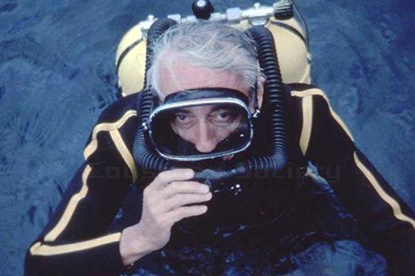 Jacque Cousteau Pioneer of Scuba Diving