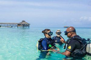 Scuba Diving Resorts