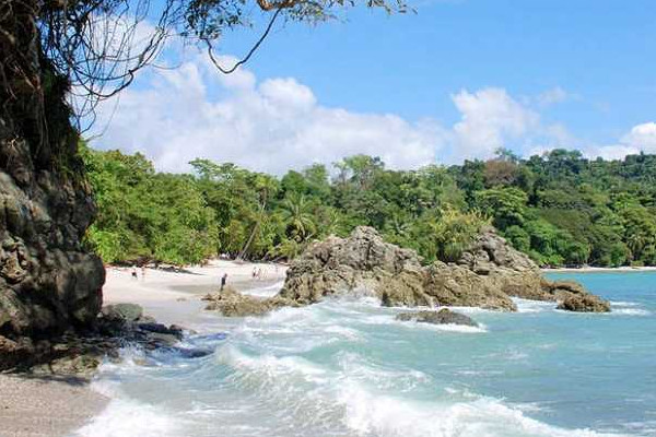 Costa Rica Pacific Coast best places