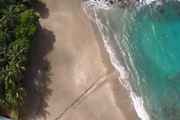 Snorkeling in Caño Island