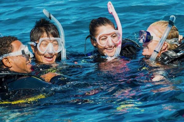 PADI Discover Scuba Diving Training