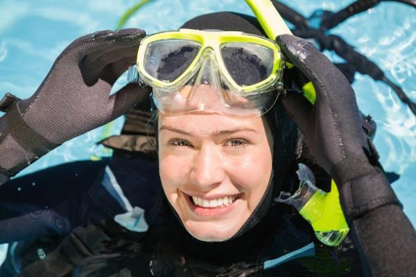 Scuba diving training in Costa Rica