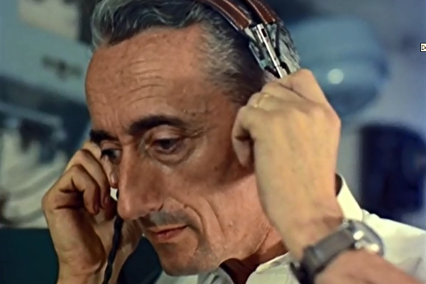Jacques Cousteau The Silent World Documentary
