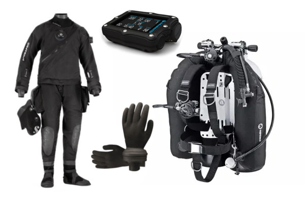 Technical diving Equipment