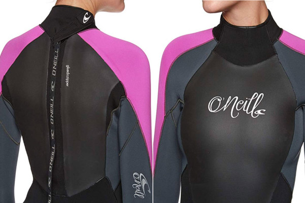 Diving suit for woman