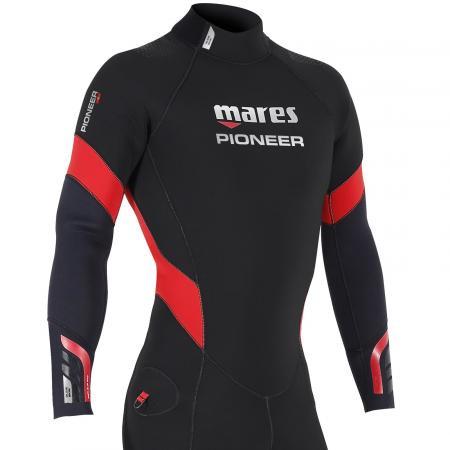 Diving suit mares pioneer