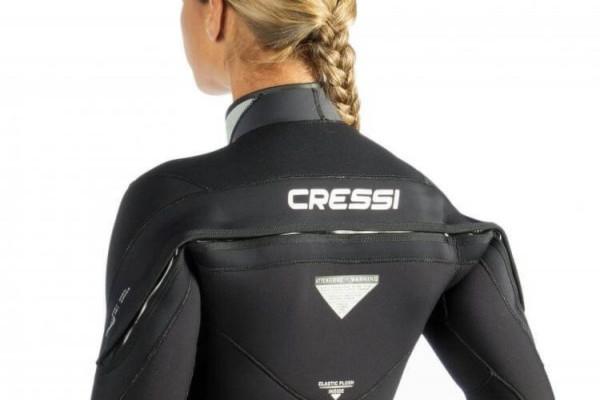 Semi-dry diving suit Cressi