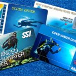 Scuba diving certifications